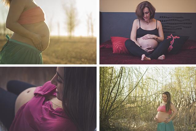 sesión fotos de embarazo en León