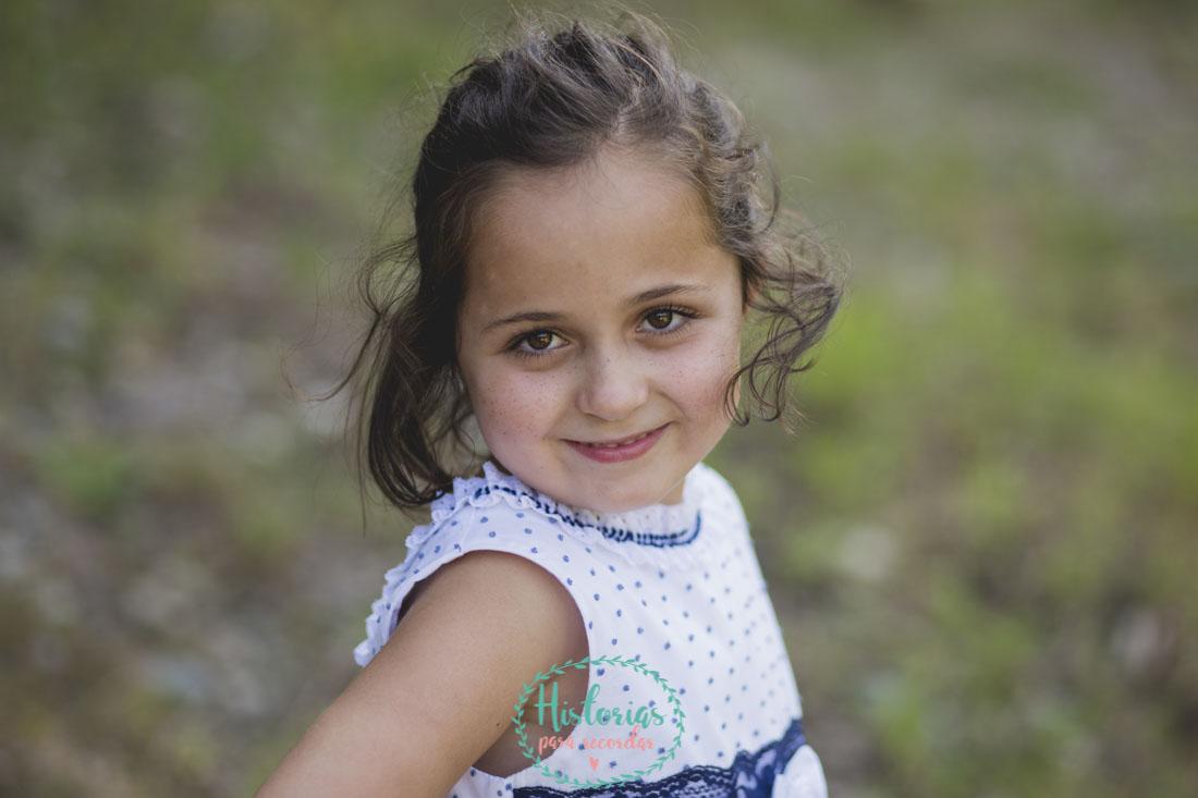 Fotografía de niños en Oviedo Asturias