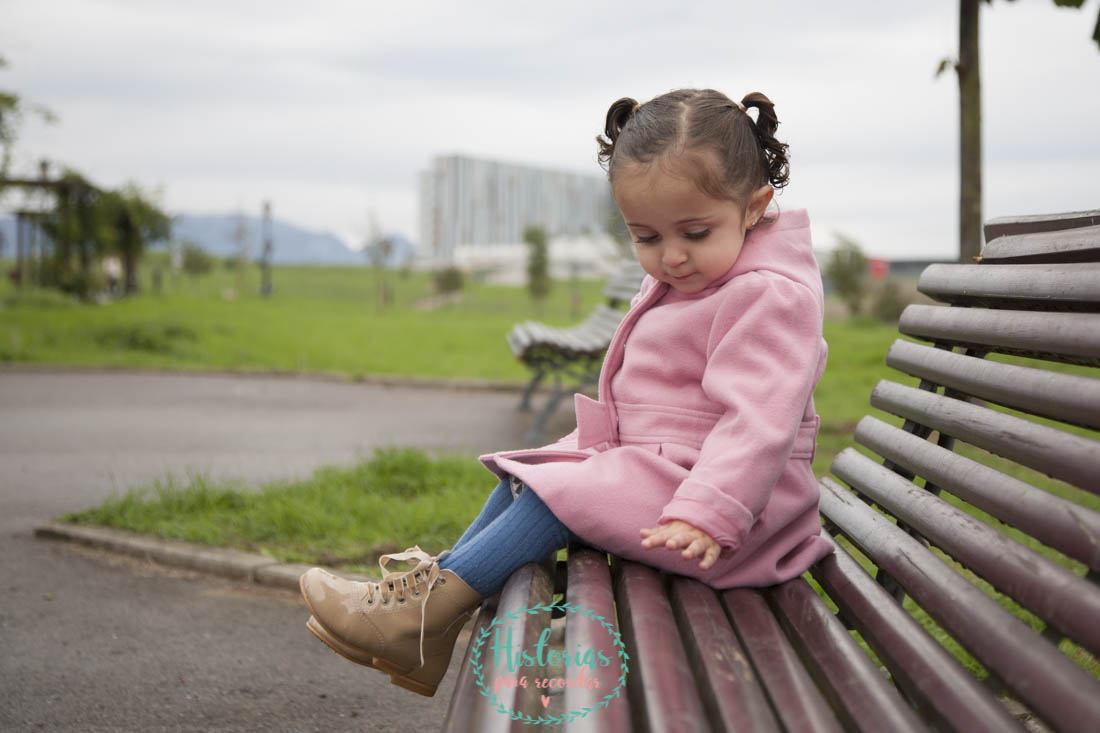 Fotografía Infantil Gijón Asturias