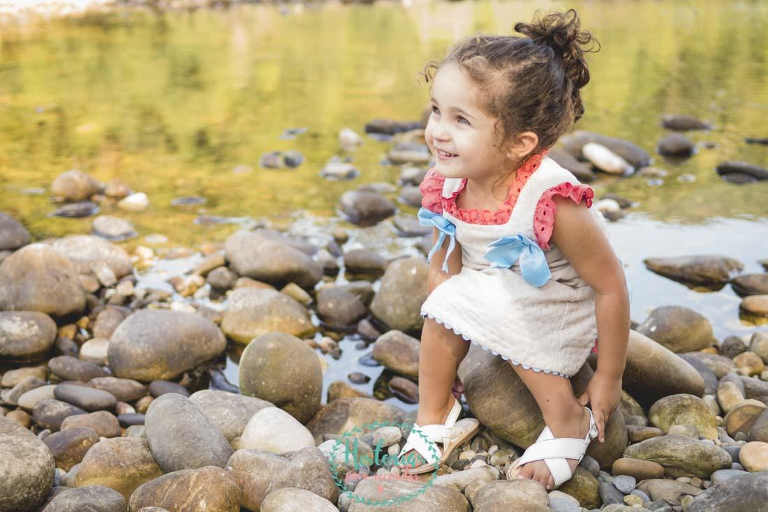 Fotografía Infantil en Oviedo Asturias