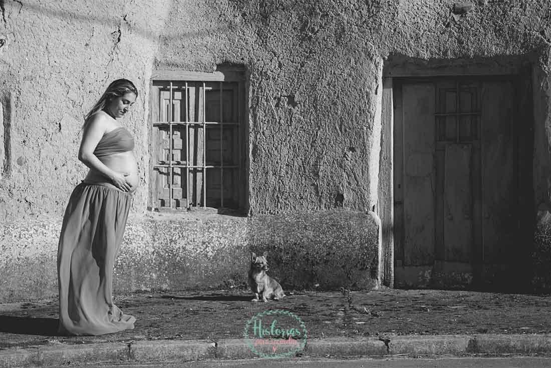 Reportaje de embarazo en León
