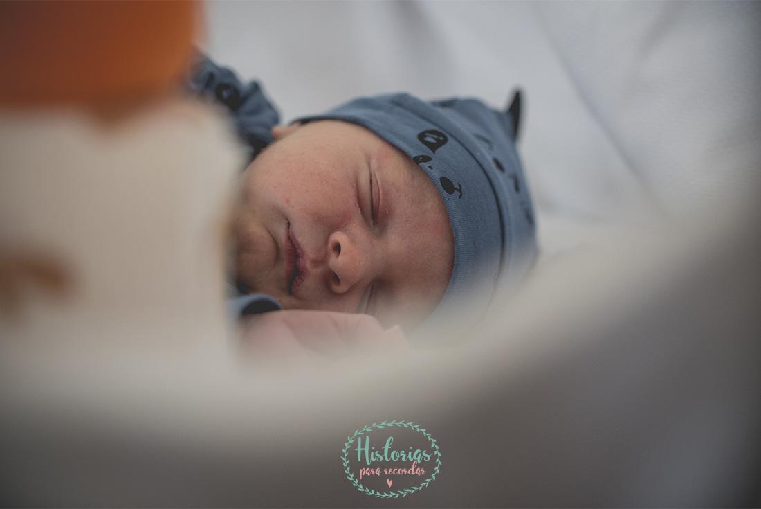fotografía de recién nacido y NewBorn en León