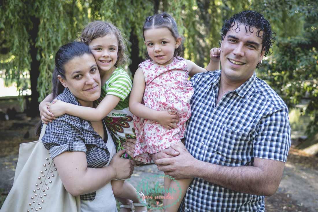 Sesión Fotos de Familia en León