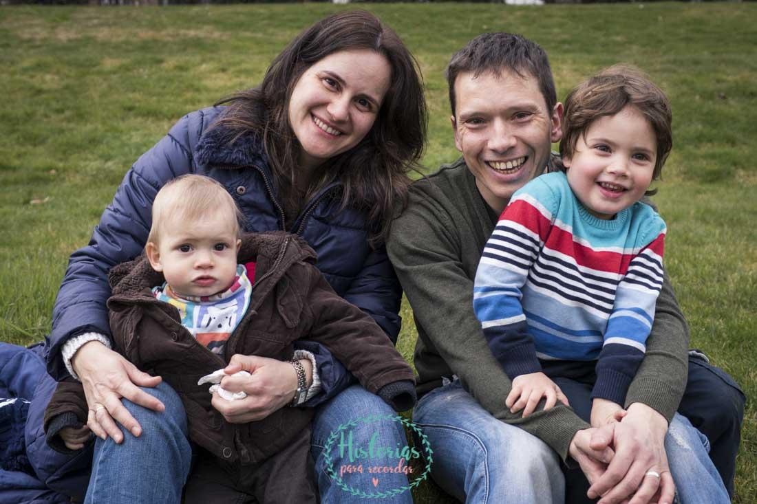 Sesiones de Fotos Familiares en León