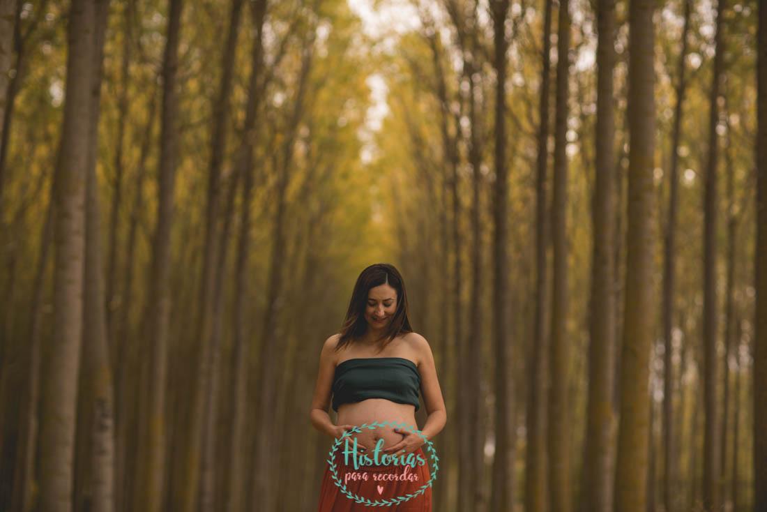 Fotografía de embarazadas en León