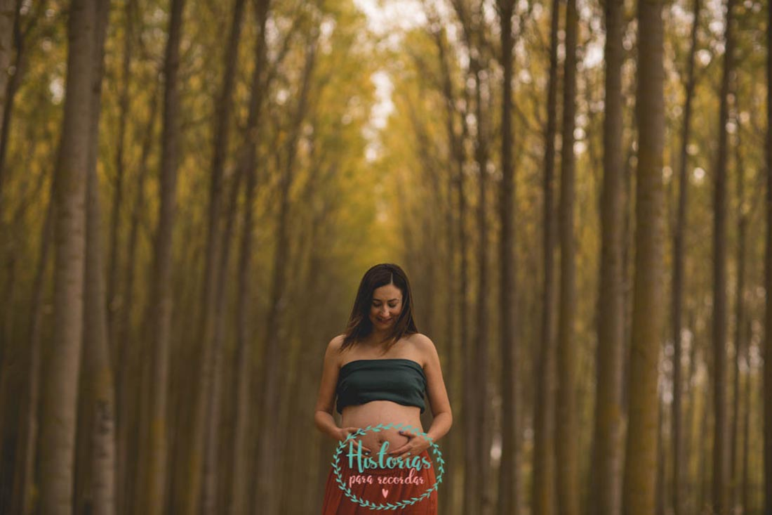 Reportajes de embarazadas en Valencia de Don Juan
