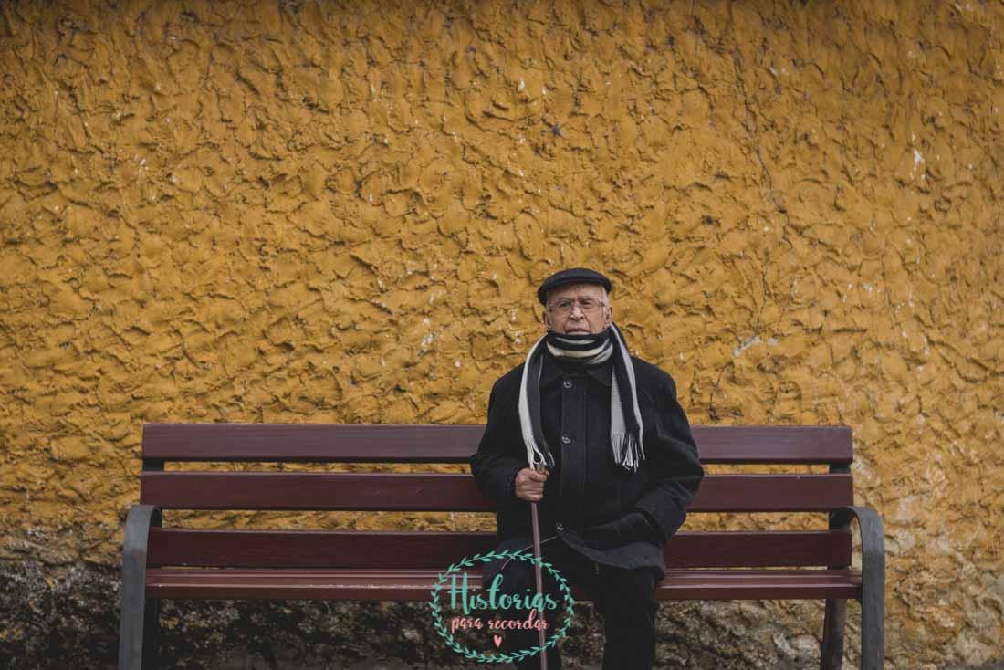 Fotografía de Abuelos en León