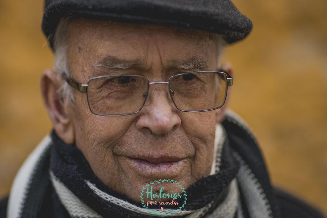 Sesión de Fotos de Abuelos en León