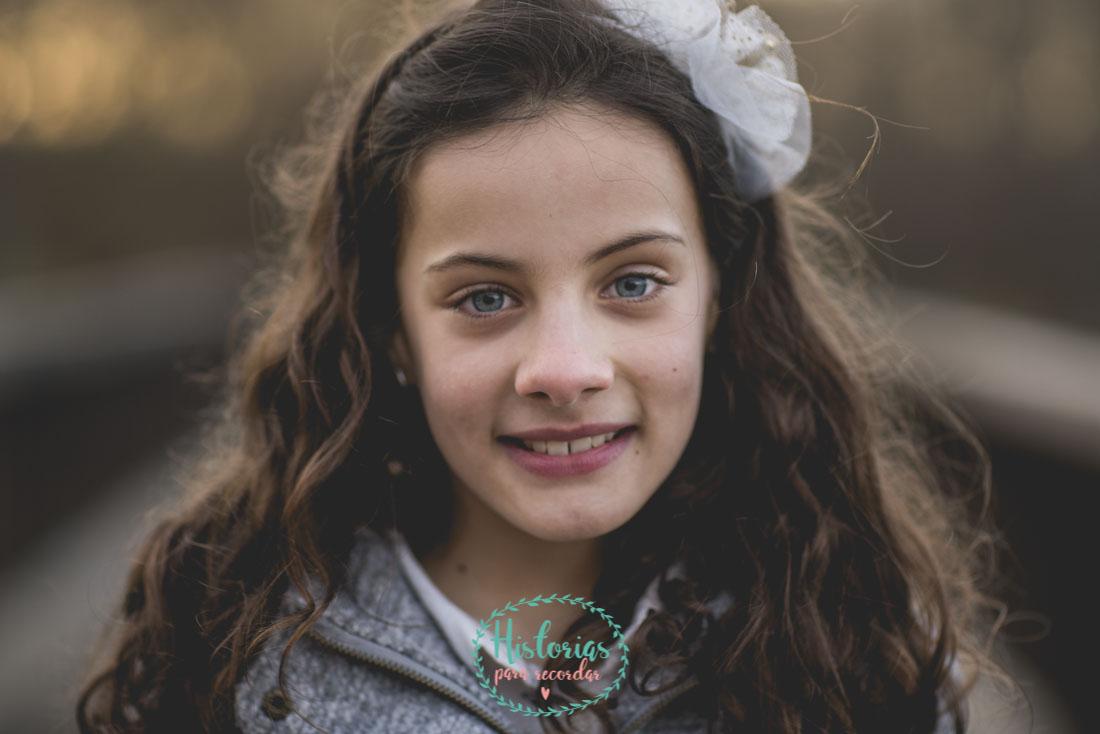 Fotografía infantil profesional en León