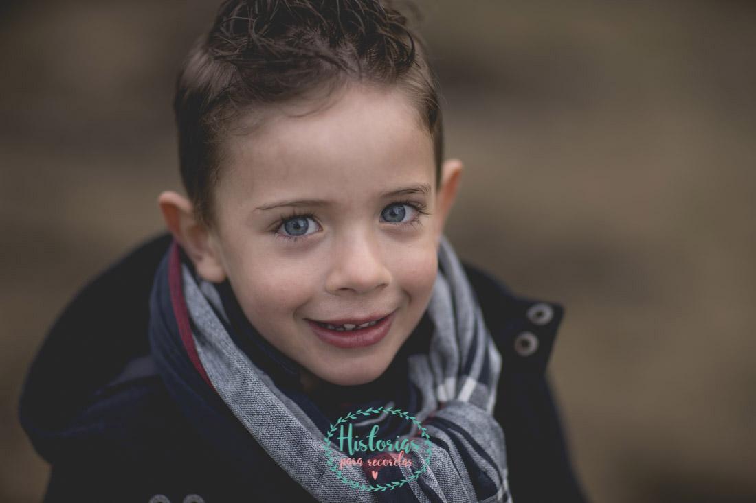 Sesión de fotos de niños en León